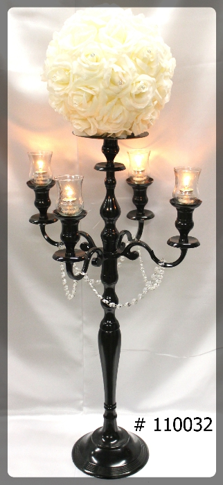 The Ultimate Wedding Project Your Trusted source for Black Candelabras in Toronto and