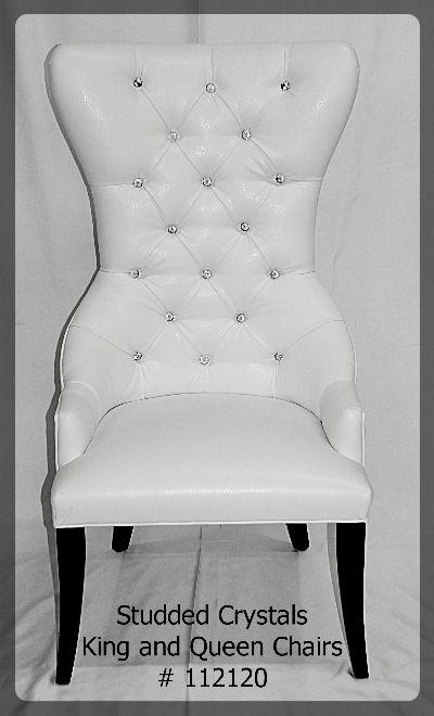Studded Chair