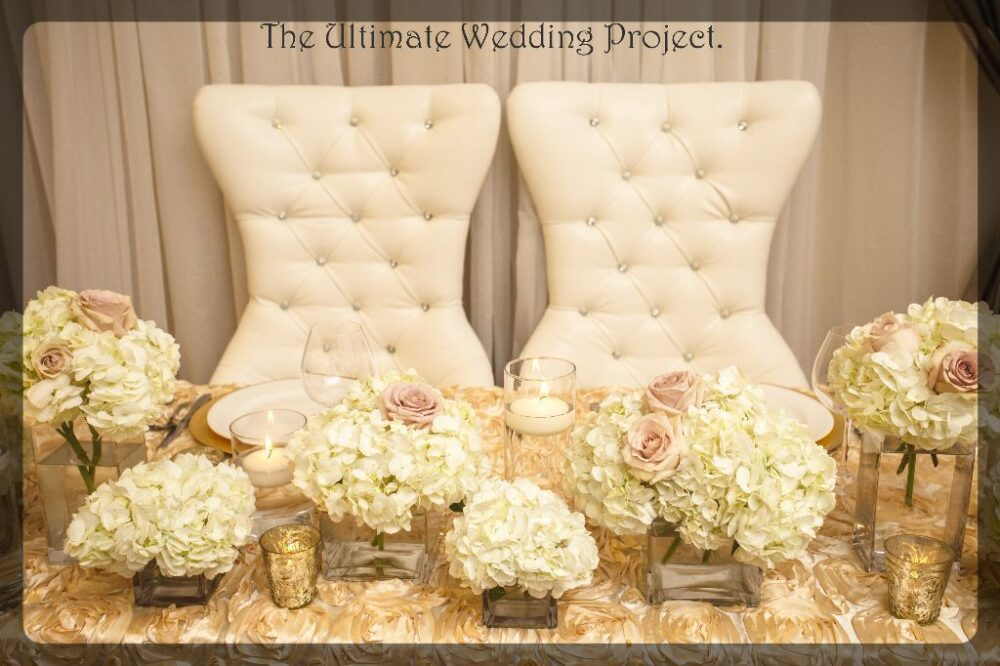 King and Queen Chairs Bride and Grooms Chairs Toronto
