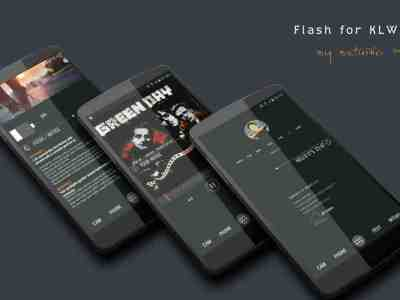 flash for klwp