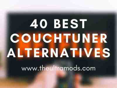 40 Best Couchtuner Alternatives 2020