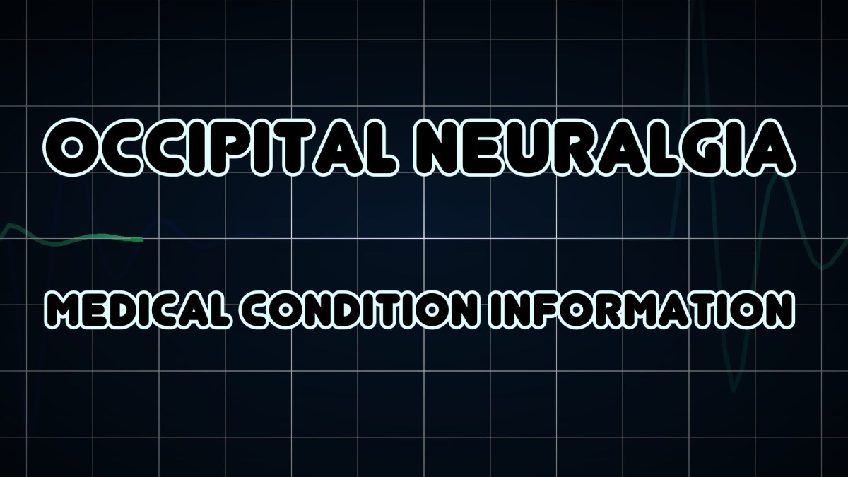 Everything You Should know About Occipital Neuralgia
