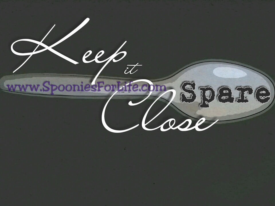 keep your extra spoon close