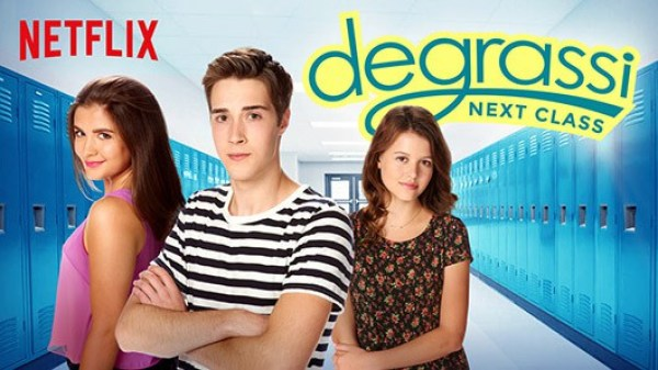 Read about how Netflix show Degrassi: Next Class features chronic illness on The Unchargeables.