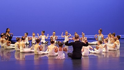 Dance can provide a community to help cope with chronic illness.