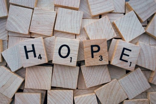 Maintaining Hope while living with the  Chronic Pain of Trigeminal Neuralgia