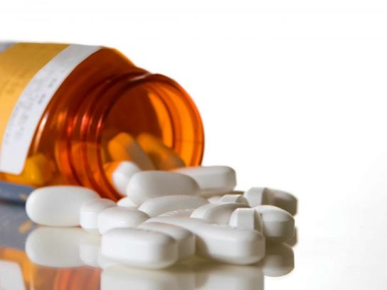 Take your medications on schedule if you are coping with a chronic condition