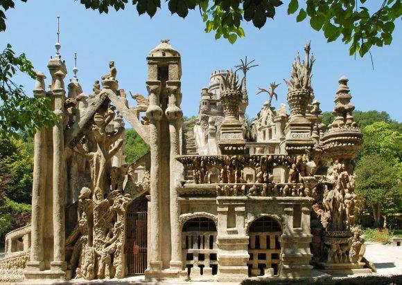 Facade sud Palais Id al
