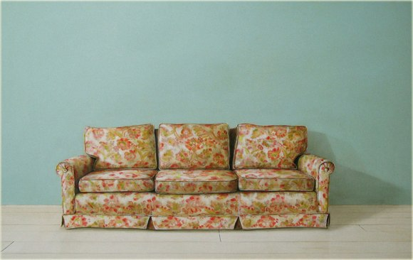 2009 couch1 The Still Life Paintings of Holly Farrell