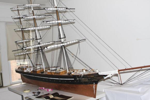 toothpick-ship-models