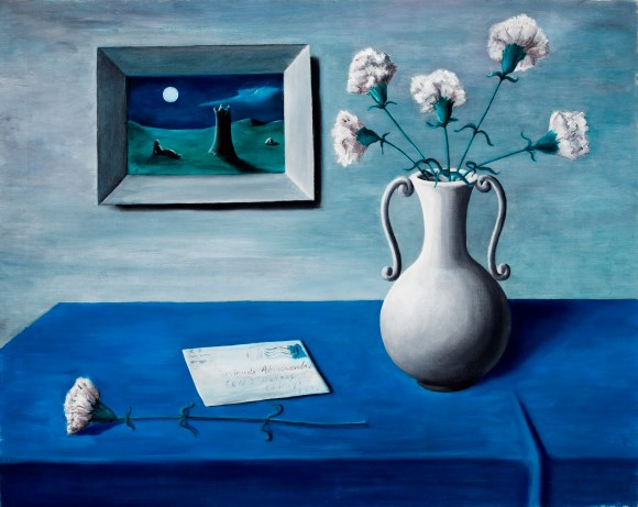 Abercrombie1 600x477 The Art of Gertrude Abercrombie