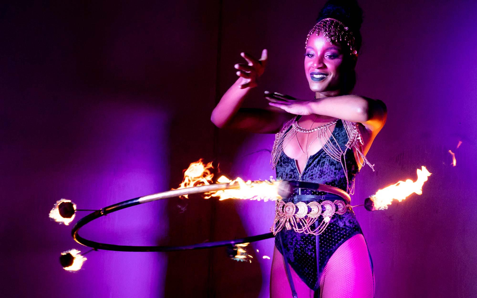D.C. goes to Burning Man!