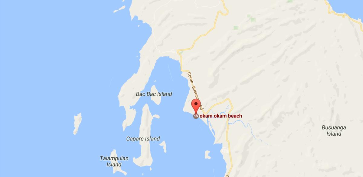 ocam ocam wrong location Google map