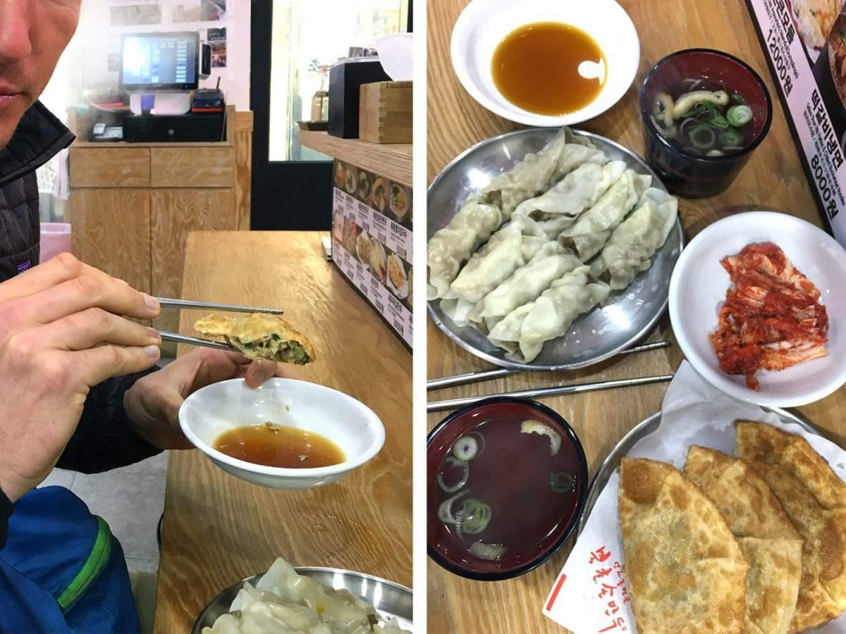 Samcheong-dong Eats
