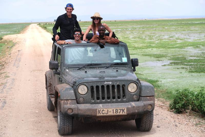 Amboseli Safari Game Drive