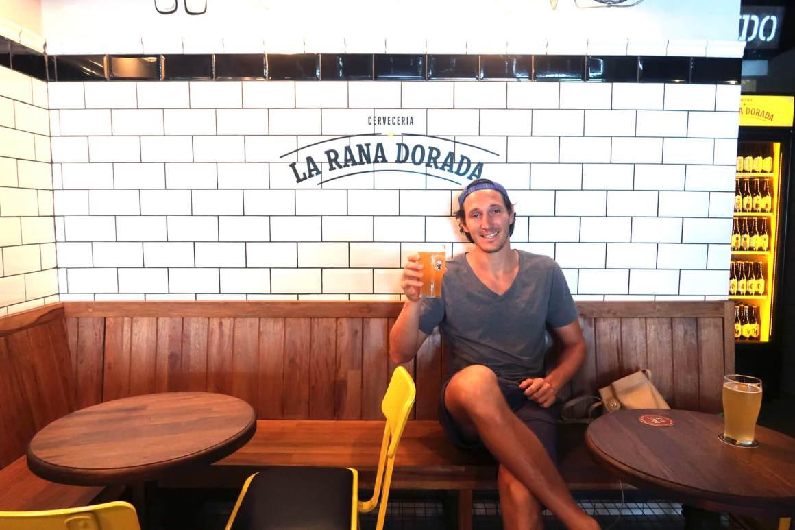 Rana Dorada Panama Best Bar