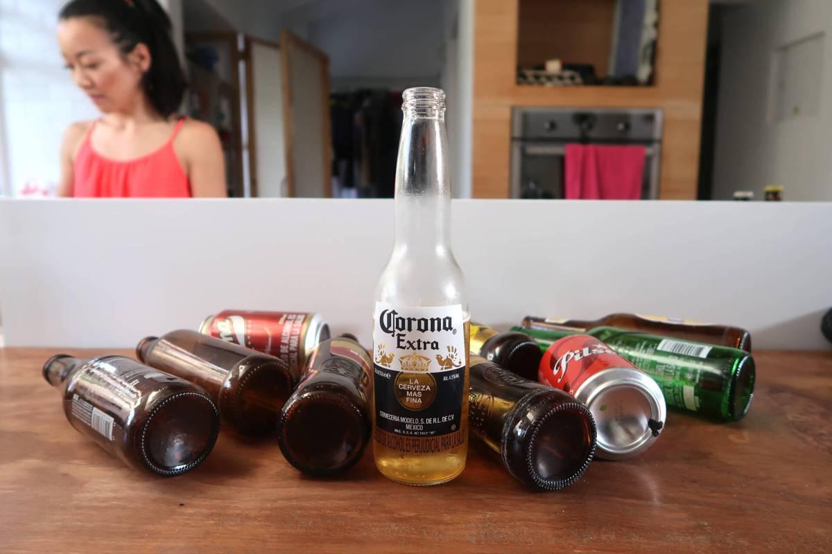 Corona Colombian Beer Blind Taste Test Winner