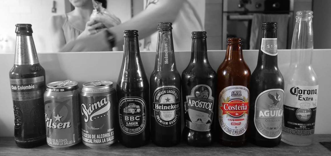 Costena Colombian Beer Blind Taste Test