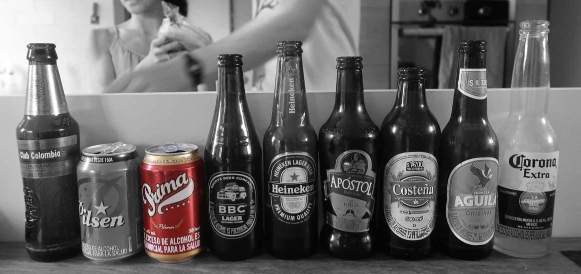 Prima Colombian Beer Blind Taste Test