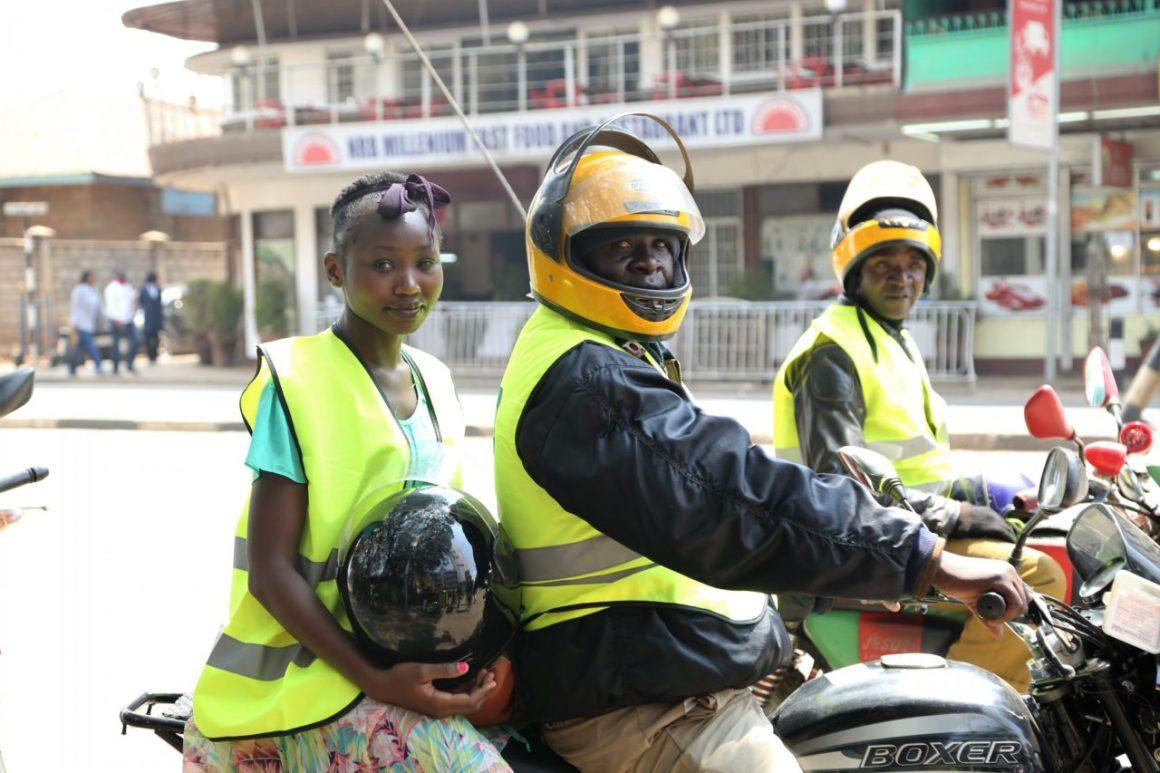 Nairobi Motorcycle Taxis