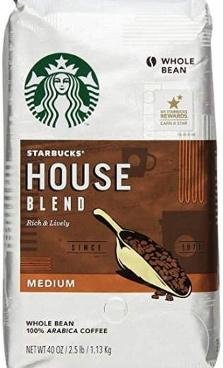 Starbucks Coffee Medium Roast