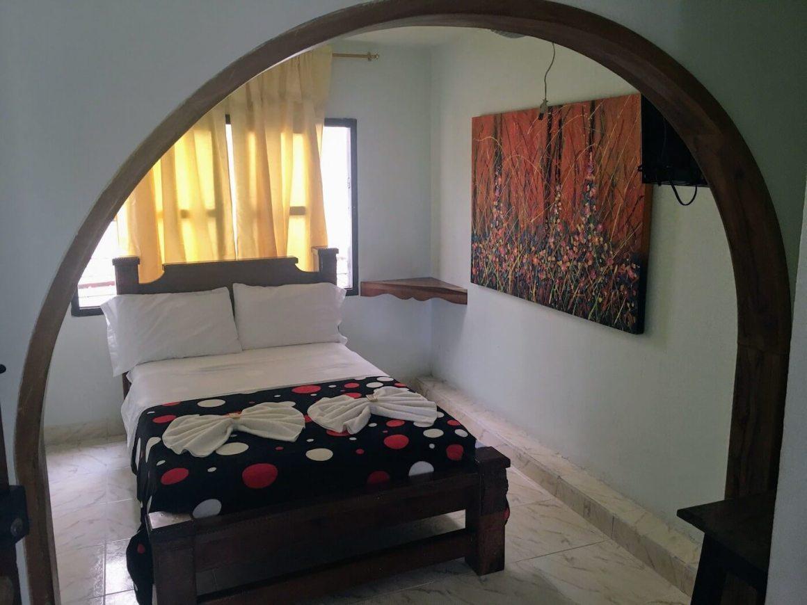 Hotel El Turista room
