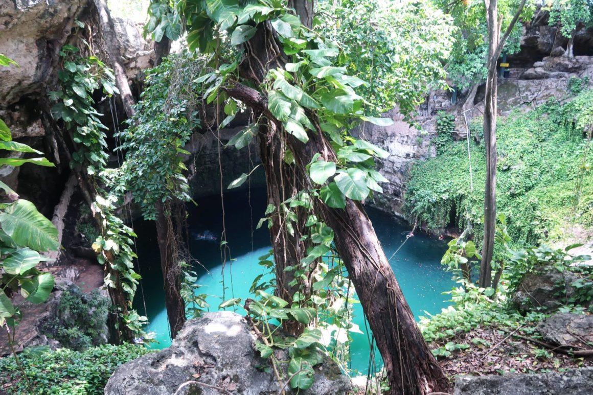 valladolid day trip cenotes tulum mexico