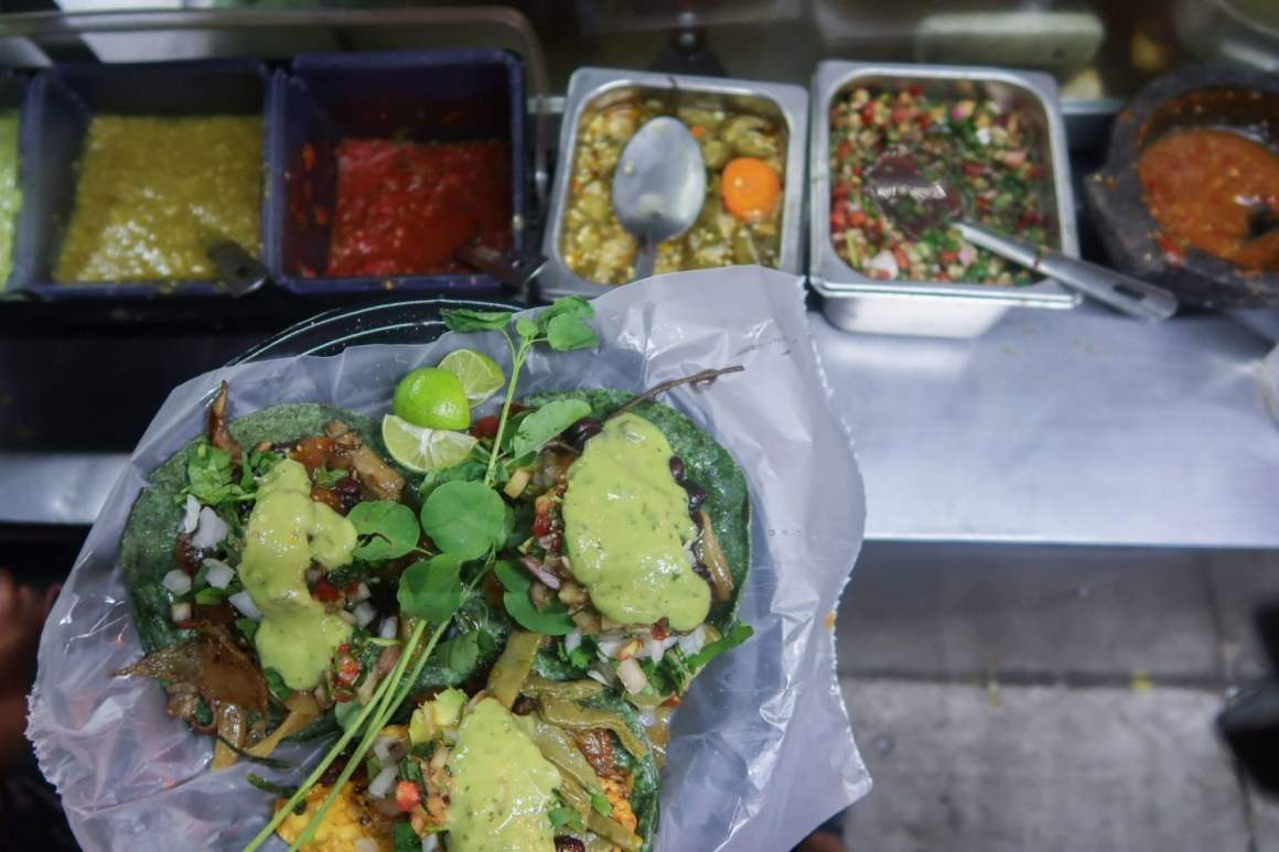 por siempre vegano vegan tacos how to eat like a local in mexico city