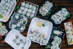 sushi assortment taste test vancouvers best california roll