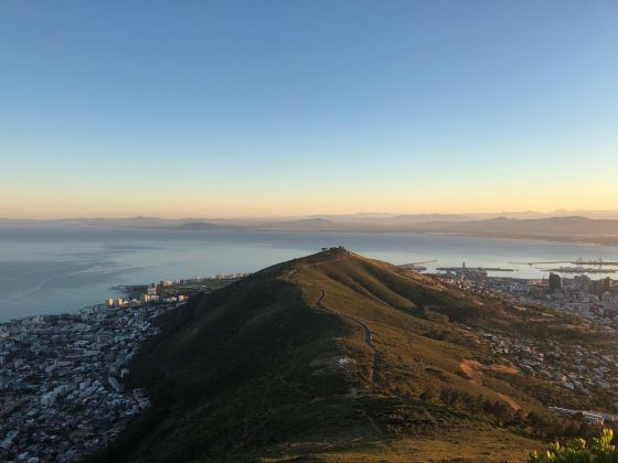 Cape Town first impressions cover image