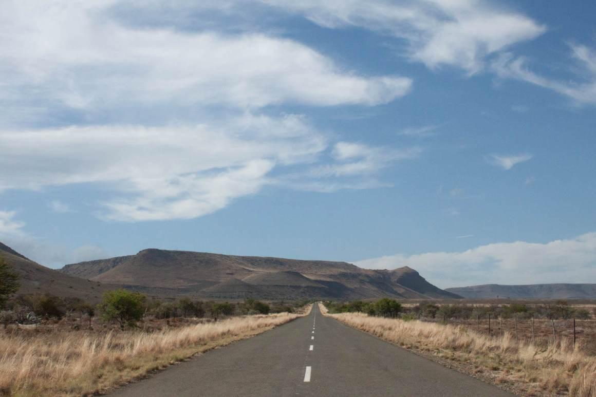 Highway to nowhere, a.k.a Nieu Bethesda