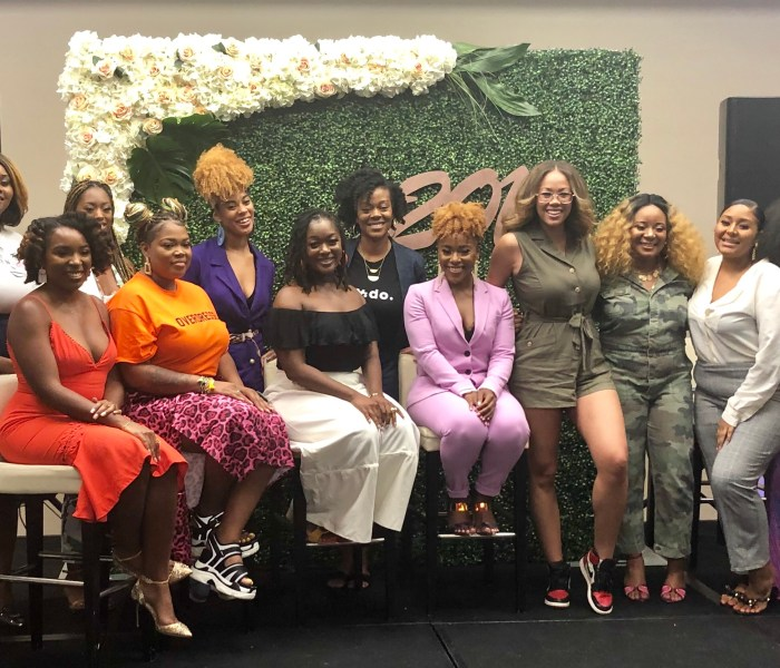 Mission: Level HER UP!      The Plan HER Conference 2019 Recap!