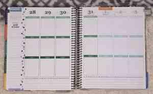 Best planners for young professionals - Erin Condren