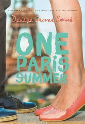 One Paris Summer by Denise Grover Swank Book Cover