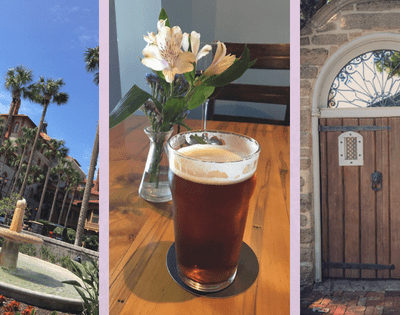 St. Augustine Restaurants For Drinks