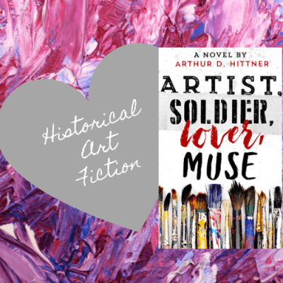 Books For Art Lovers: A Book Review of Artist, Soldier, Lover, Muse