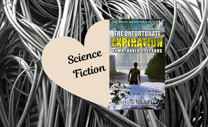 Philosophical science fiction the unfortunate expiration - Dave sparks instagram ...