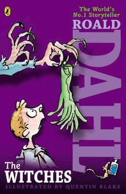 Witchy Books The Witches by Roald Dahl