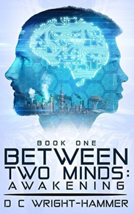 Are you looking for inspirational books for writers? Between Two Minds Awakening author, D C Wright-Hammer, discusses the merits of 1984. #bookreview #booklist #scifi #thriller