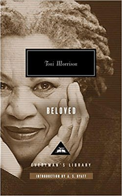 Books To Make You Think Like Quiet by Susan Cain include Beloved by Toni Morrison