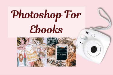 Book Blogging Tips Photoshop for ebooks