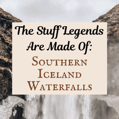Legendary Southern Iceland Waterfalls
