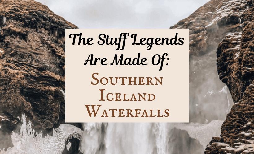 Southern Iceland Waterfalls