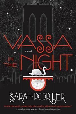 YA Witchy Books Vassa In The Night