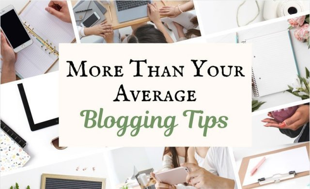 Blogging Tricks and Tips Post Cover
