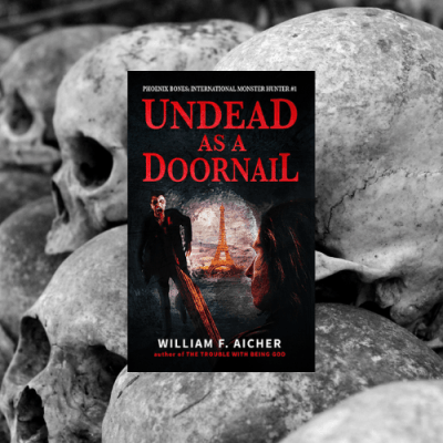 Undead As A Doornail By William F Aicher