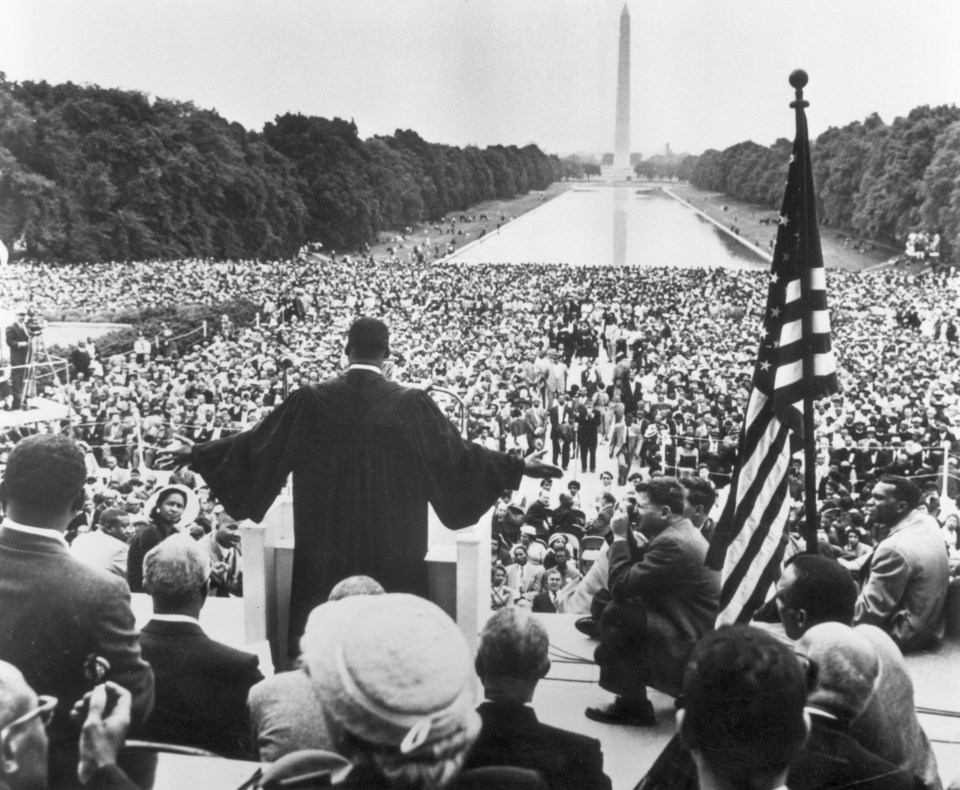 Martin Luther King Jr.: Through The Years — The Undefeated
