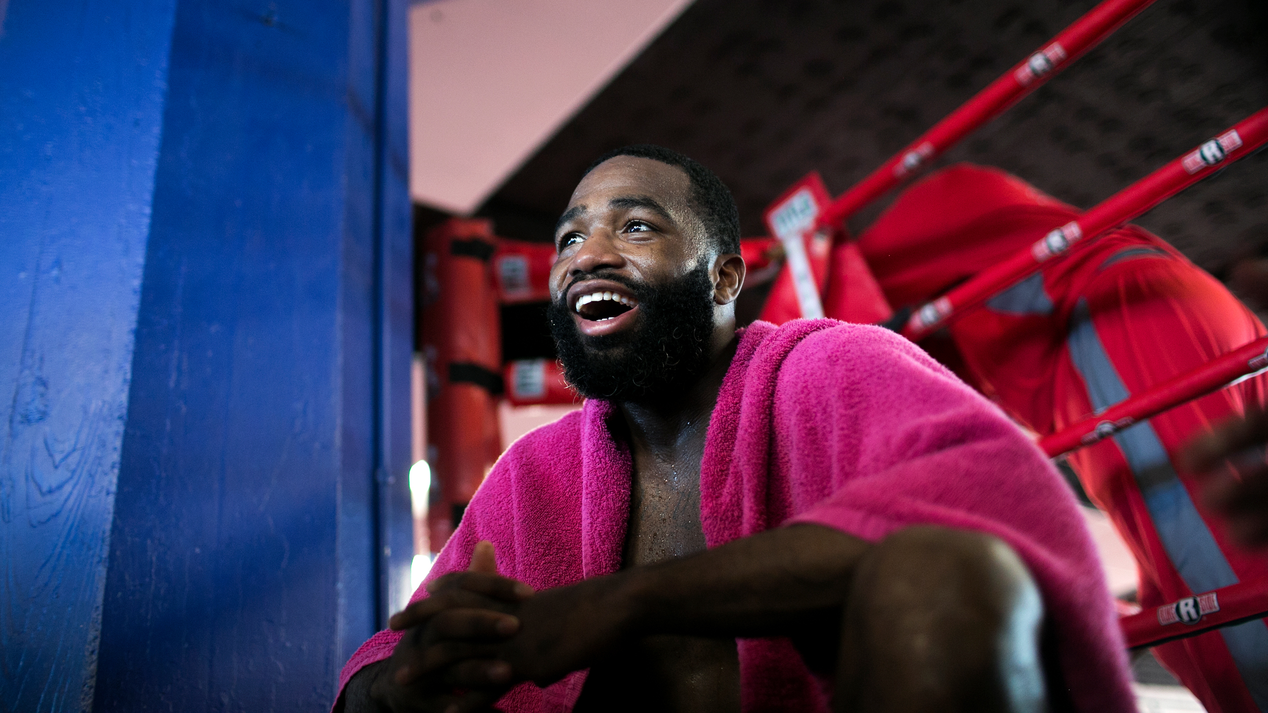 Has boxer Adrien 'The Problem' Broner finally found some answers?