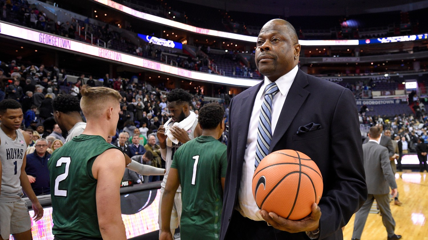 The Roots Of Patrick Ewing S Coaching Tree The Undefeated