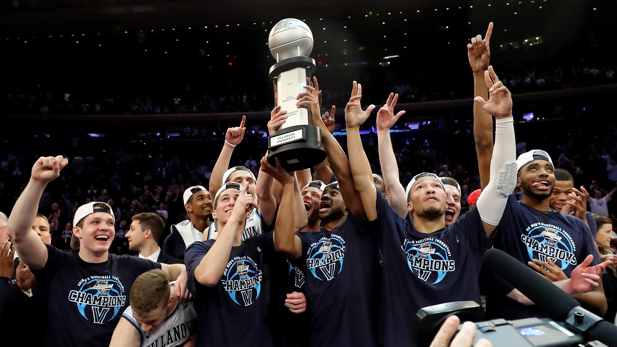 The NCAA Tournament And The Billions Of Dollars That Need